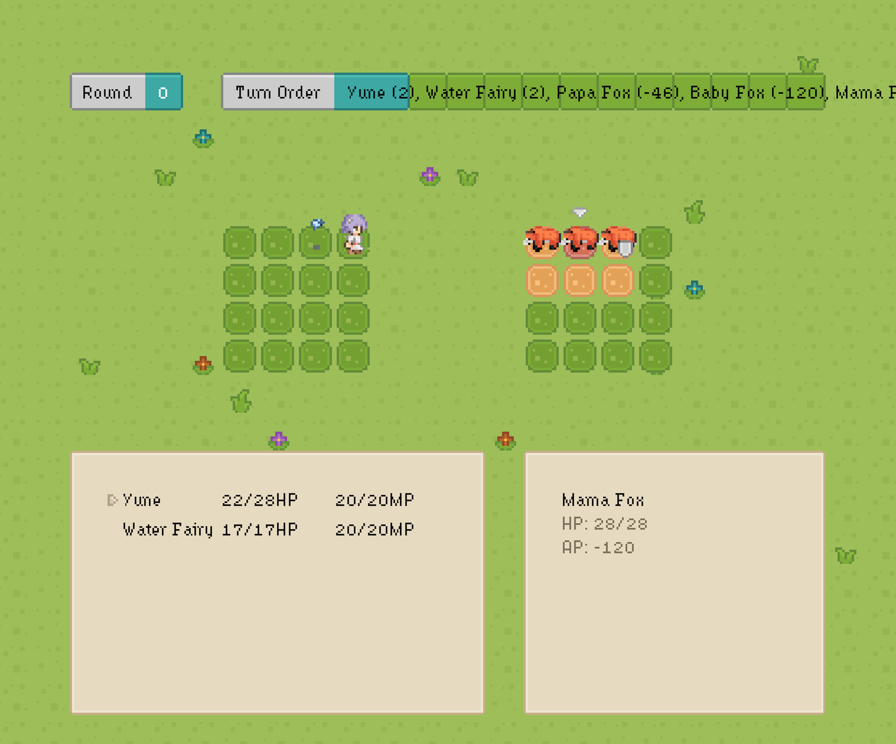 Pixels and Tactics: Building a 2D RPG in the browser